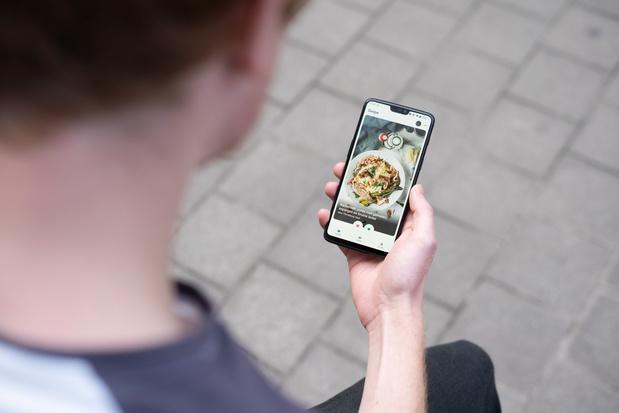 Belgische app Picky lanceert 'Tinder van het avondeten' waarbij gebruikers 'swipen' tussen gerechten
