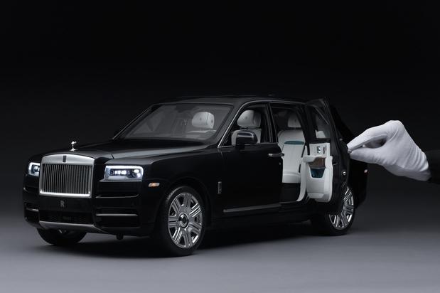 Rolls-Royce miniaturise son sens de la perfection
