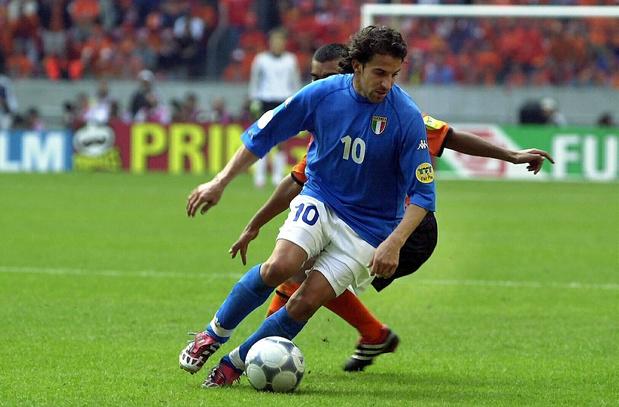 La chronique de Swann Borsellino: le fameux maillot italien...