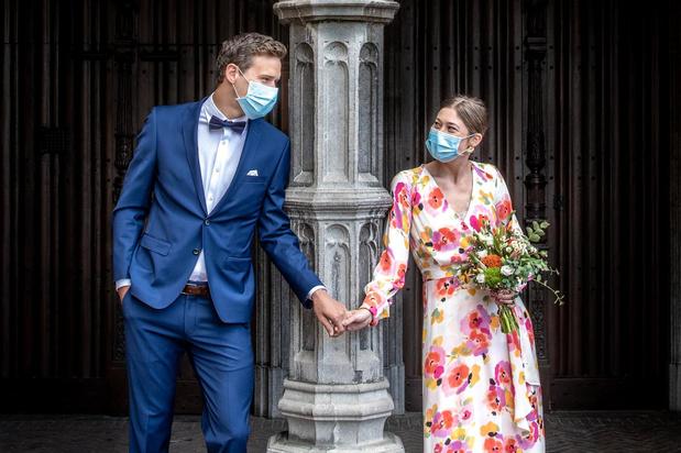 In goede en kwade dagen, maar niet tijdens corona: 379 koppels stelden huwelijk al uit