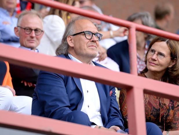 Waarom Joseph Allijns niet langer voorzitter van KV Kortrijk is