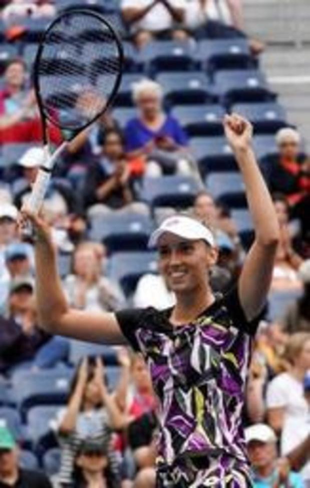 """US Open - Kristie Ahn: """"Elise Mertens a joué très intelligemment"""""""