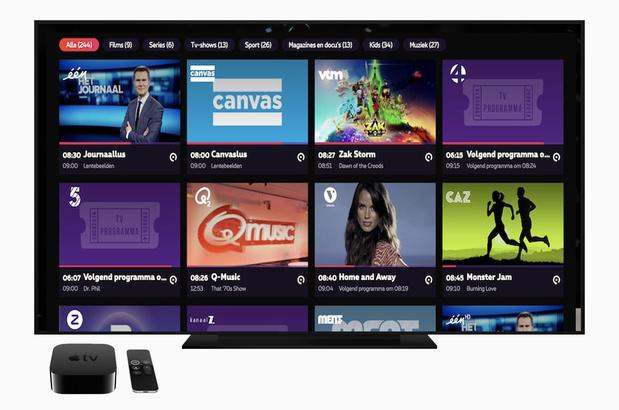 Proximus tente de séduire de nouveaux clients avec l'Apple TV 4K
