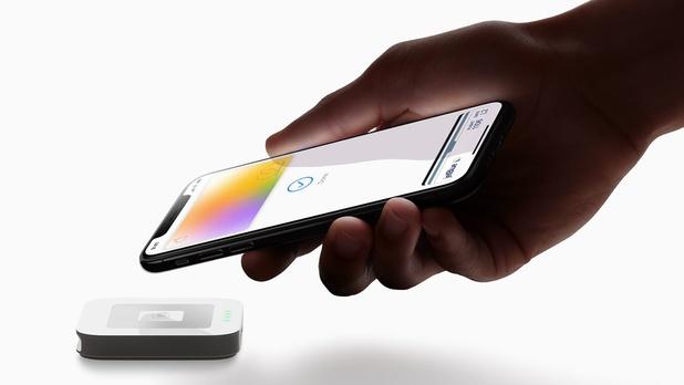 Apple test virtuele kredietkaart in de VS