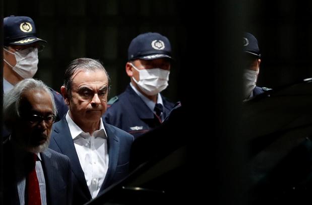 """Fuite de Carlos Ghosn au Liban: Un syndicat de Renault espère que """"la lumière sera faite"""" sur les """"complicités"""""""