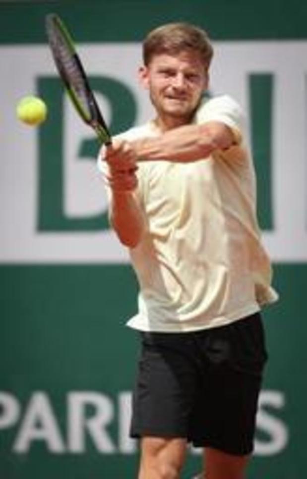 Goffin tegen Berankis in openingsronde Roland Garros