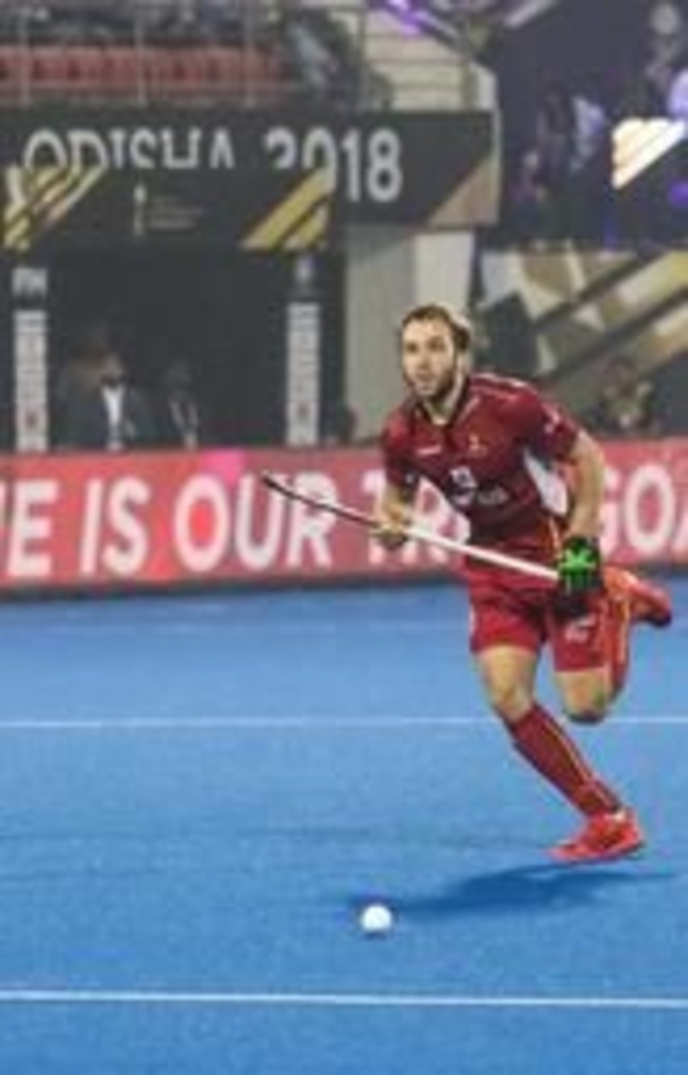 Audi Hockey League - Manu Stockbroekx keert terug naar Dragons