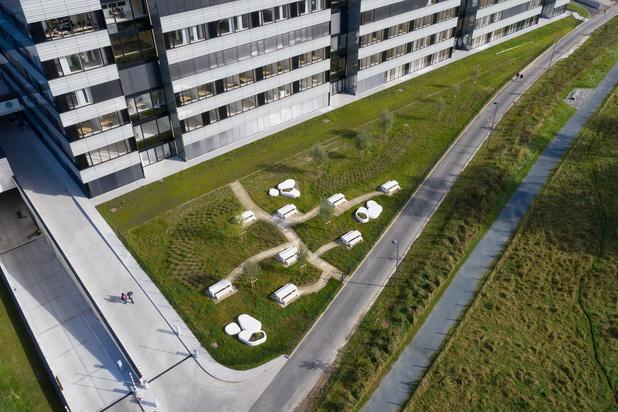 L'Institut Bordet rejoint le campus Erasme à Anderlecht