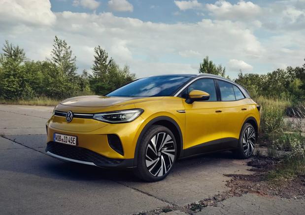 Les Volkswagen électriques actualisées via internet