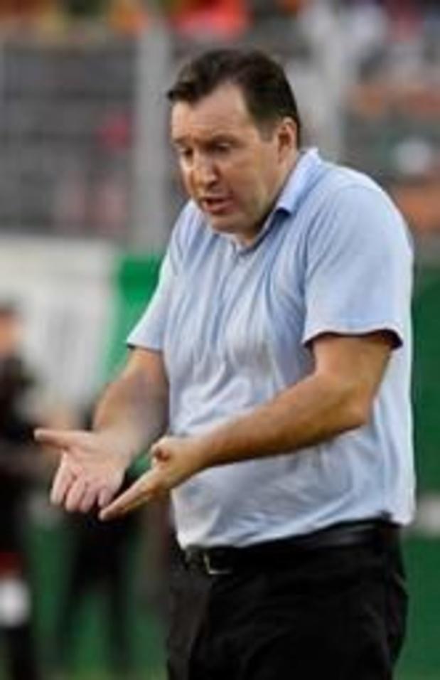 Marc Wilmots kandidaat-bondscoach bij Iran