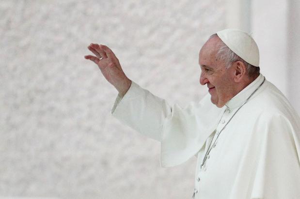 """Le pape se prononce en faveur du mariage civil homosexuel: """"Ils ont le droit de vivre en famille"""""""