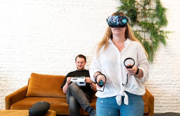 The Park VR-experience nu ook in huiskamer te beleven
