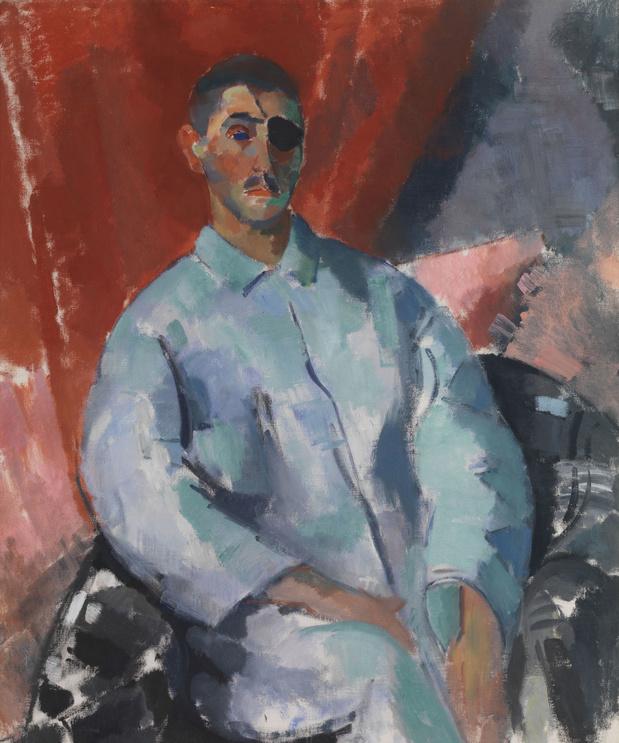 Hans Bourlon leert toeschouwers langzamer naar schilderijen kijken