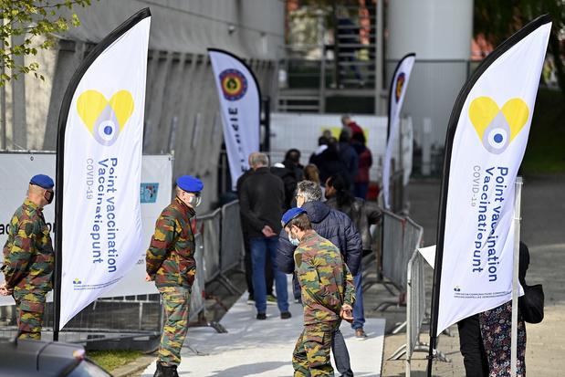 L'Hôpital Militaire s'engage dans la vaccination