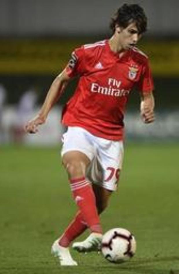 L'Atlético Madrid débourse 126 millions d'euros pour le Portugais Joao Felix