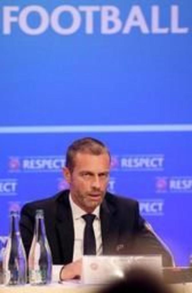 L'UEFA discute d'un projet de réforme de la C1 avec système de promotion-relégation