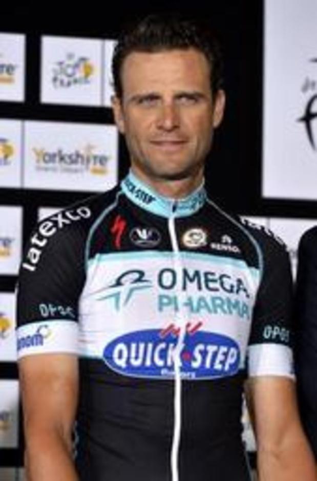 Alessandro Petacchi suspendu deux ans par l'UCI