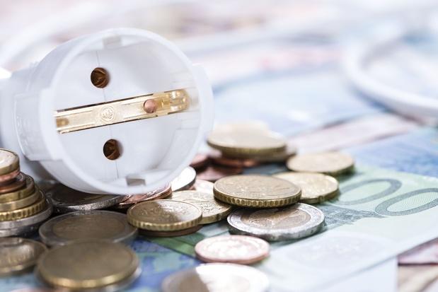 Flandre: 250 euros d'obligations de services publics en moyenne par facture d'électricité