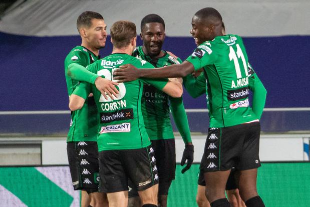 Trois joueurs du Cercle de Bruges surpris lors d'une fête d'anniversaire avec 22 invités