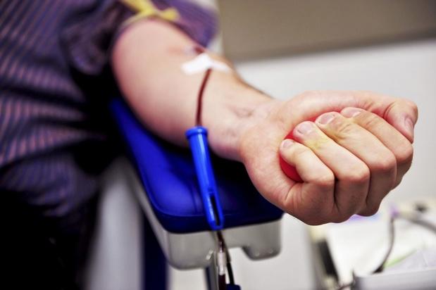 Davantage de dons de sang en 2019