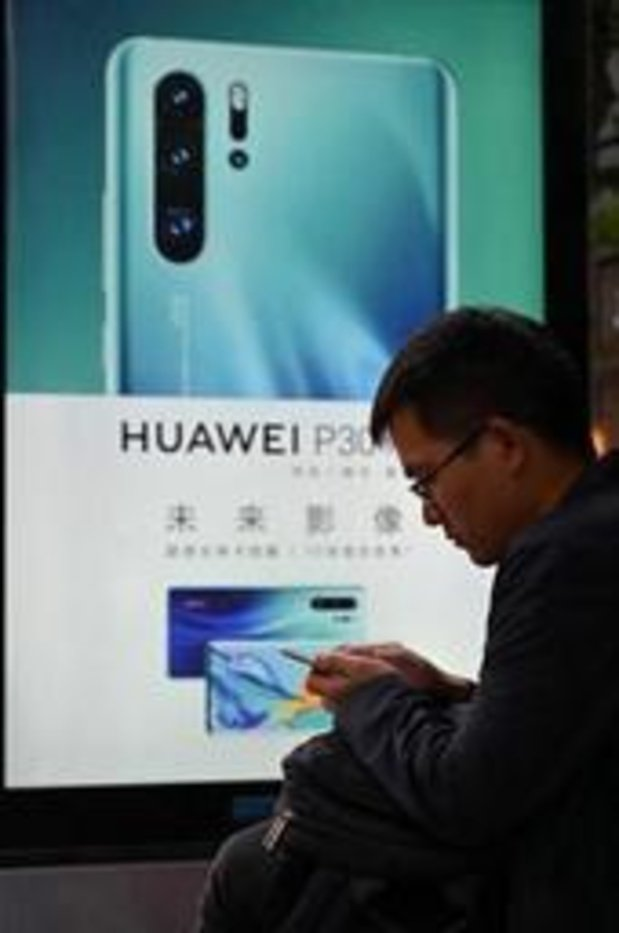 Huawei excuseert zich voor advertentie op startscherm