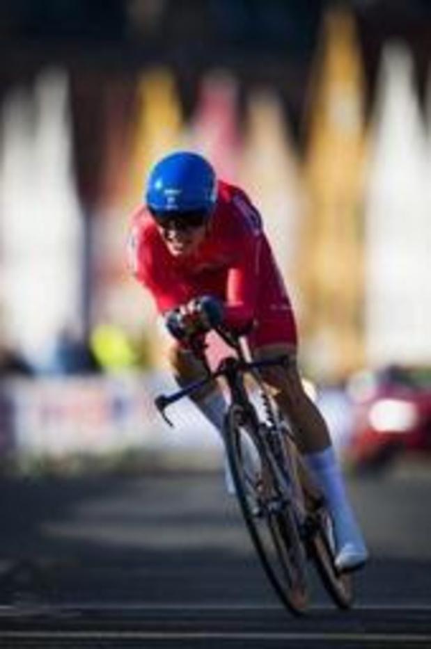 Le Norvégien Tobias Foss remporte le Tour de l'Avenir