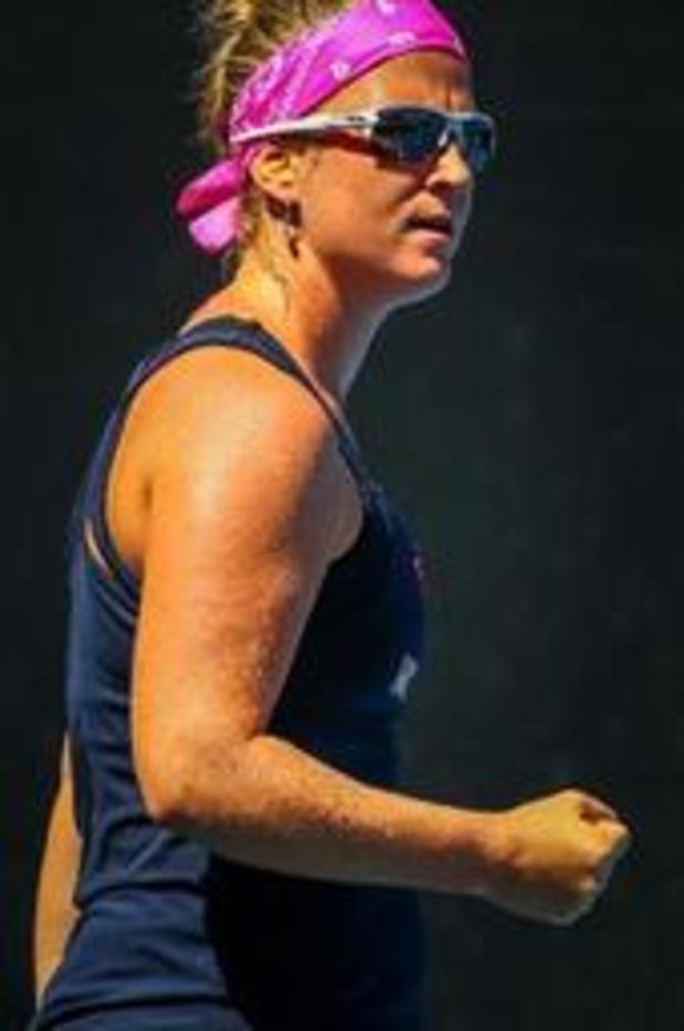 Ysaline Bonaventure bereikt hoofdtabel van WTA Mallorca