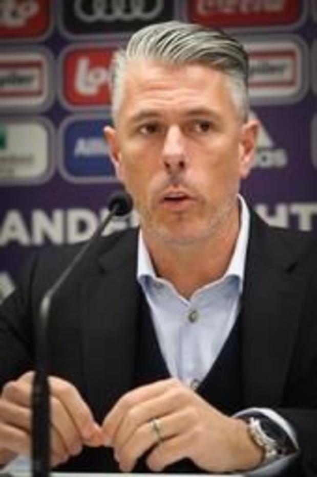 Michael Verschueren détaille le rôle de Vincent Kompany à Anderlecht