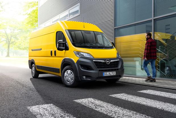 Opel zet Movano aan de stekker