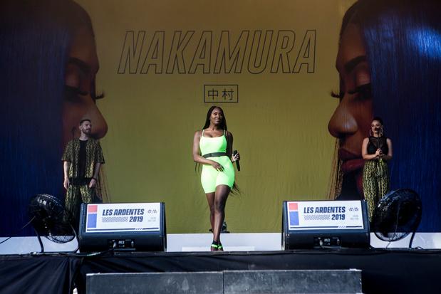 À vous Simone 1/6: Aya Nakamura, à la fois mère et guerrière