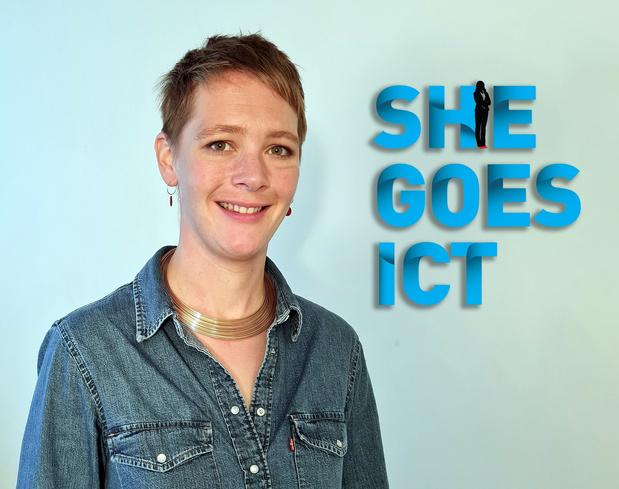 Marie Wittevrongel (ZNA): 'Je hoeft geen ICT-fanaat te zijn om een IT-rol op te nemen'