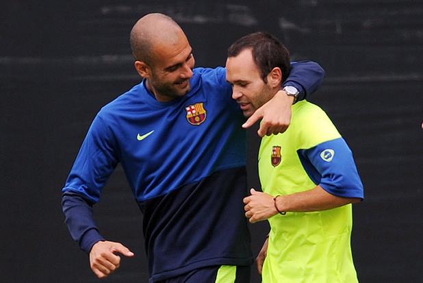 Hoe Iniesta de trainerscarrière van Guardiola redde