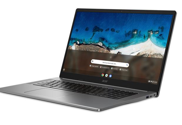 Acer lance le tout premier Chromebook de 17 pouces