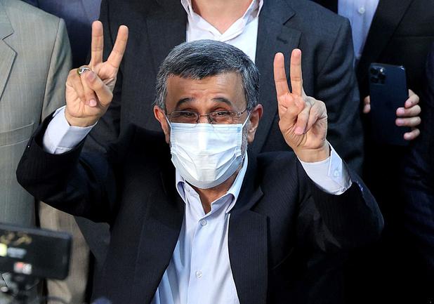 Ahmadinejad opnieuw kandidaat om president van Iran te worden