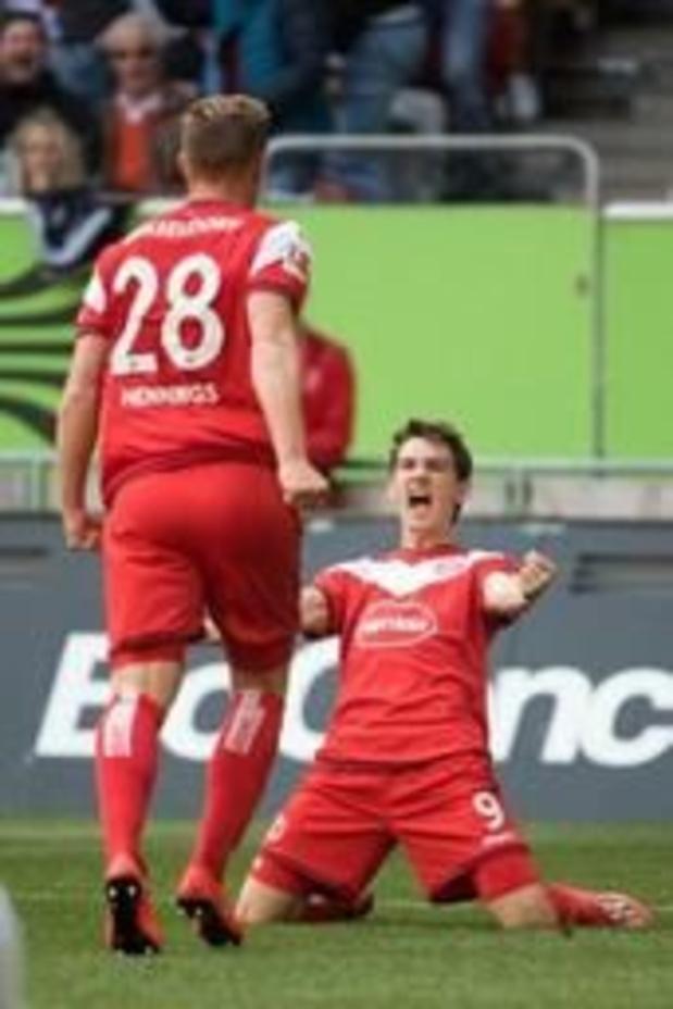 Benito Raman n'est pas encore un Königsblau de Schalke 04