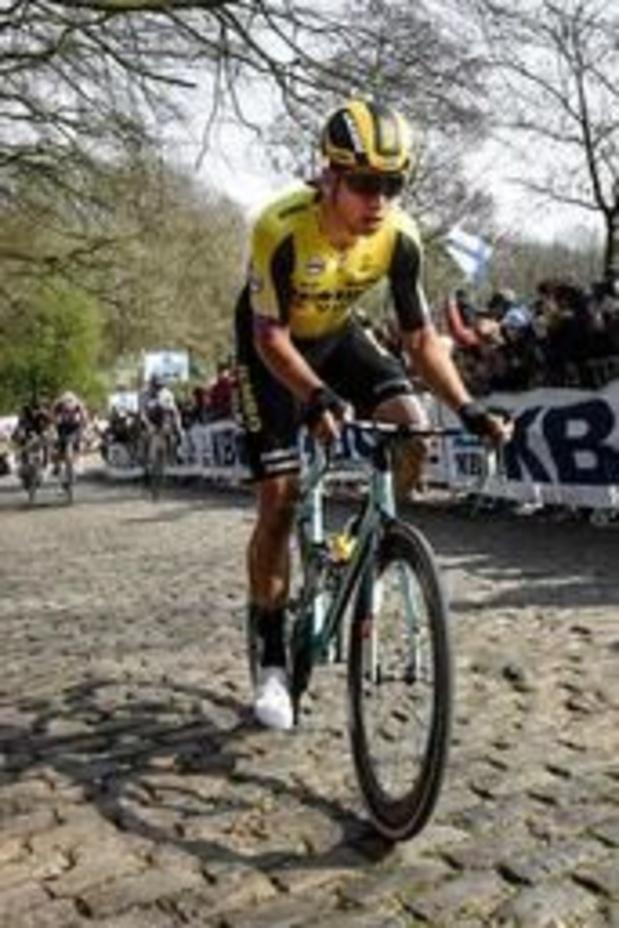 Gent-Wevelgem - Wout van Aert kijkt uit naar Ronde van Vlaanderen