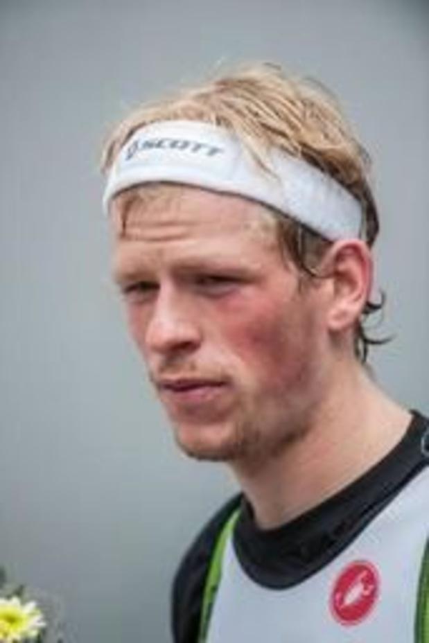 Challenge triathlon - Pieter Heemeryck et Sara Van de Vel champions de Belgique de moyenne distance à Grammont