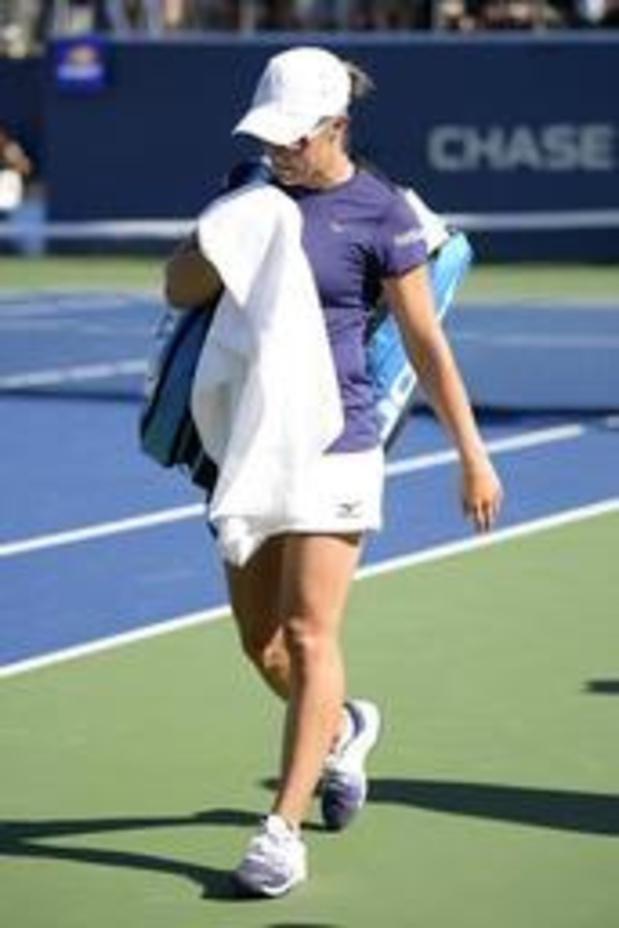 US Open - Kirsten Flipkens uitgeschakeld in tweede ronde gemeng dubbelspel