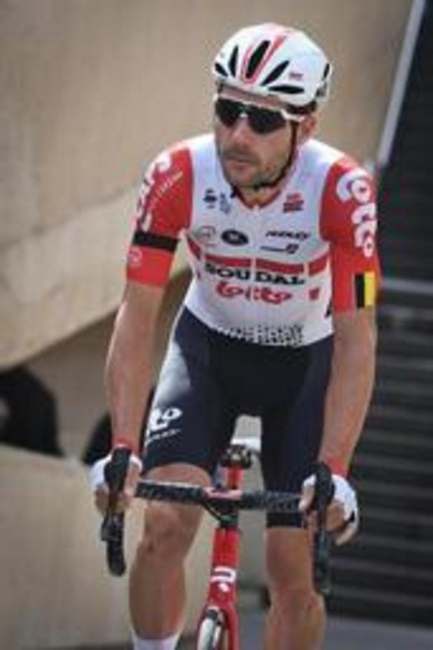 Maxime Monfort va mettre un terme à sa carrière fin 2019