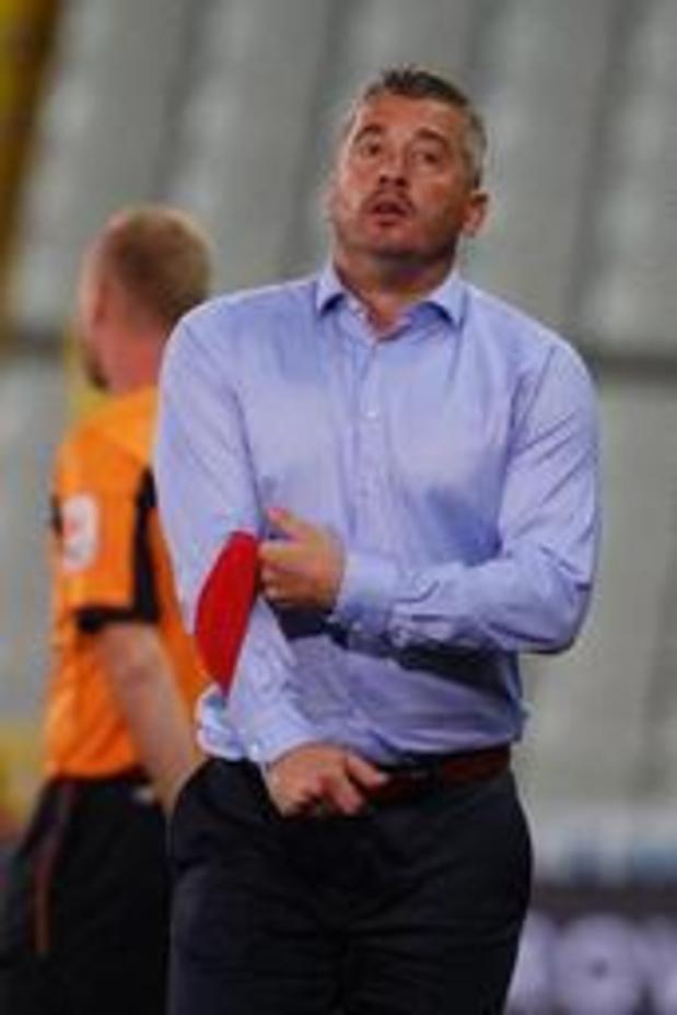 Jupiler Pro League - Adnan Custovic est le premier entraîneur remercié de la saison à Waasland-Beveren