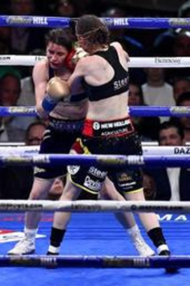 Delfine Persoon battue aux points, la fédération belge de boxe porte plainte