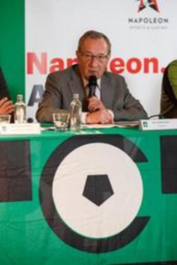 Cercle Brugge is bijna rond met nieuwe coach, bevestigt voorzitter Schotte