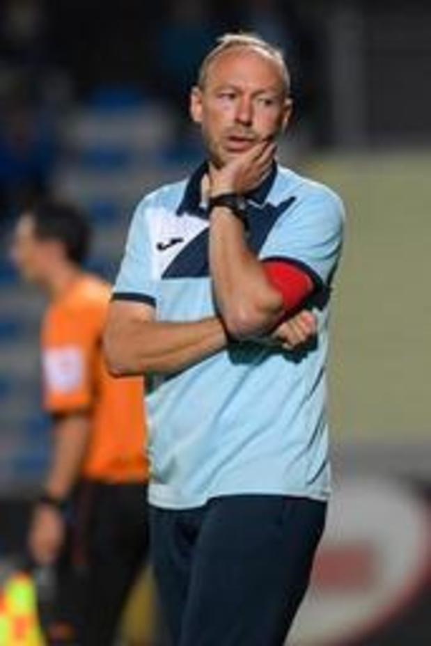 Jupiler Pro League - Le Français Arnauld Mercier quitte Seraing pour aller entraîner Waasland-Beveren