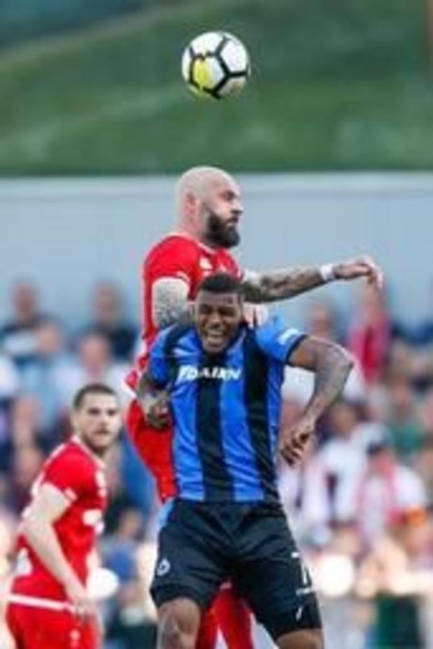 Titelambities Club Brugge krijgen deuk na 0-0 bij Antwerp