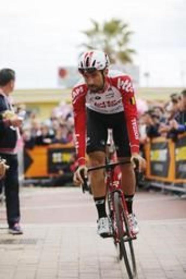 """Giro - Belgische ploegmaats vieren mee met Ewan: """"Eindelijk wordt ons werk beloond"""""""