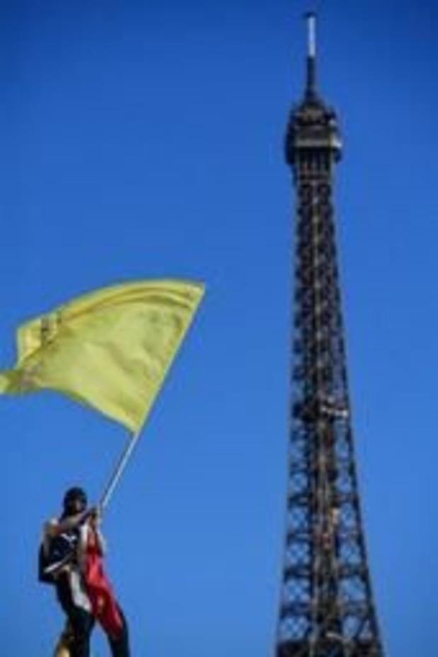 Meer dan 5.000 manifestanten over heel Frankrijk op 20ste actiedag