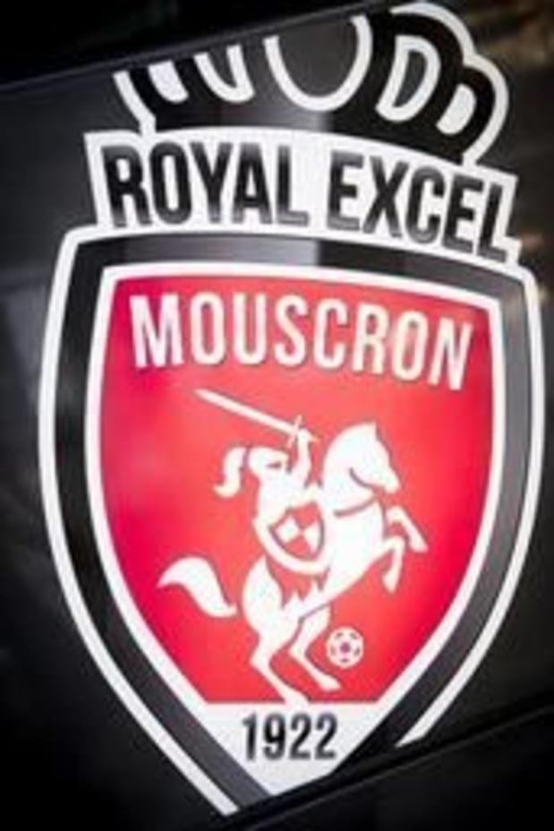 Mouscron trouve un accord avec Péruwelz et ne doit pas changer de nom