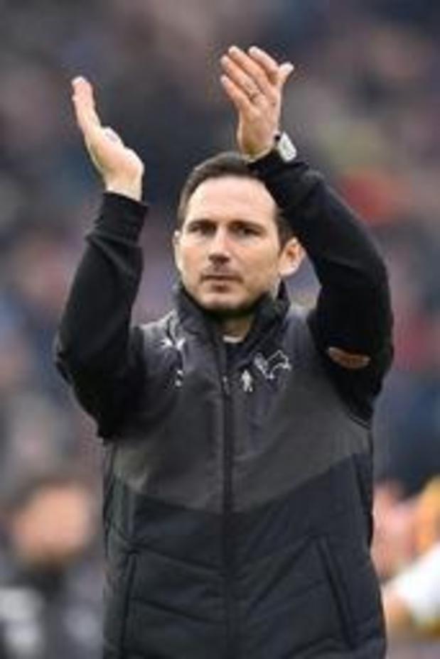 Chelsea krijgt groen licht van Derby voor onderhandelingen met Lampard
