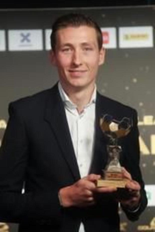 """Footballeur pro de l'année - """"Le couronnement d'une belle saison"""", pour Hans Vanaken"""