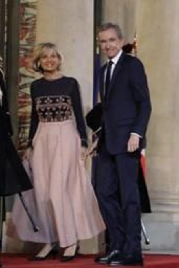 """Incendie à Notre-Dame de Paris: LVMH et la famille Arnault annoncent un """"don de 200 millions d'euros"""""""